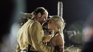 Jorah and Dany pyre